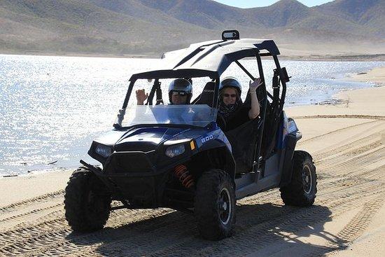 RZR Beach & Desert Tour Doble Rider