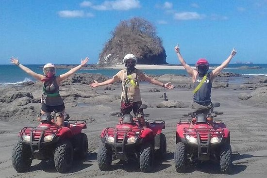 ATV Tamarindo to Playa Conchal