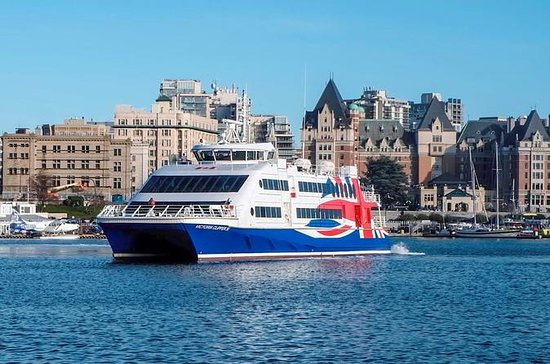 Victoria to Seattle High Speed Passenger Ferry ONE-WAY