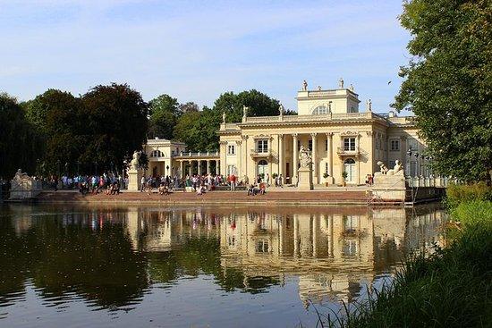 PACKAGE TOUR: Parc Lazienki, Place...