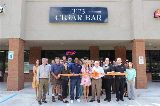 3:23 Cigar Bar