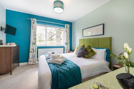 Yealand Conyers, UK: Green Room