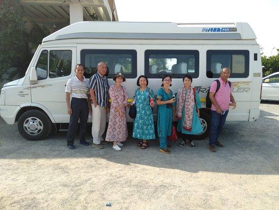 Ranthambore Tour Cab