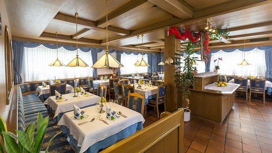 Unser Restaurant / Il nostro ristorante