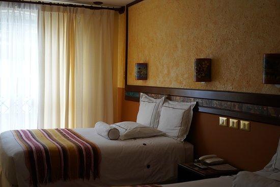 Taypikala Hotel Machupicchu Aufnahme