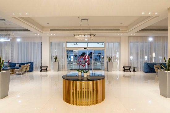 Interior - Picture of Constantinos The Great Beach Hotel, Protaras - Tripadvisor