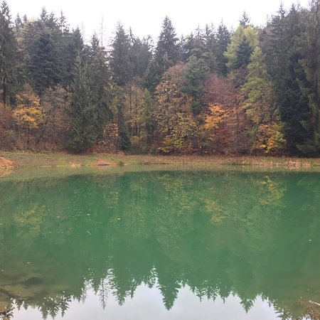 Banska Stiavnica, Slovakia: Tajch Velka Vodarenska