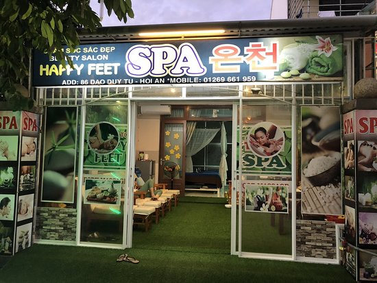 Happy Feet Spa