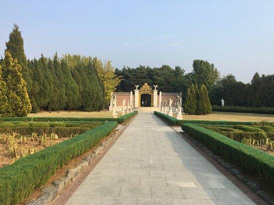 The Botanical Garden of BCJ