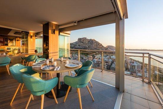 El Mirador Alicante Rambla De Mendez Nunez 3 Restaurant