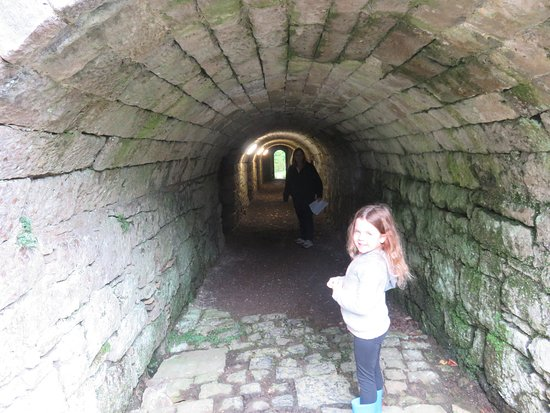 The treasure hunt continues at Craignethan Castle