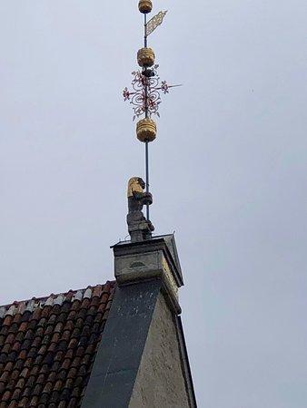 Tallinn, Estonie : Church Top