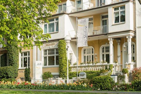 Foto de Privat-Hotel Villa Aurora, Bad Neuenahr-Ahrweiler: Junior Suite