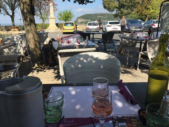 Puycelsi Roc Cafe照片