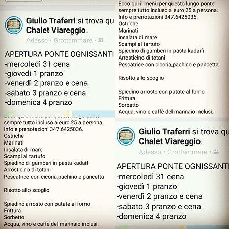 Chalet Viareggio
