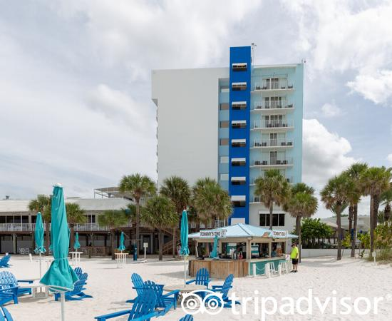 Tommy's Tiki Bar at the Hilton Clearwater Beach Resort & Spa