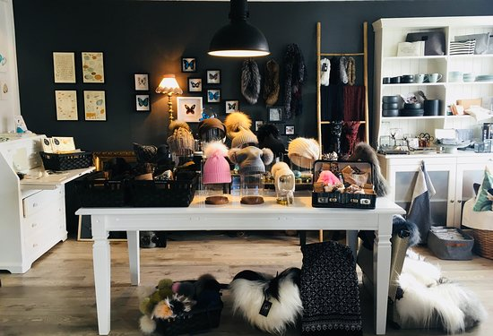 Selfoss, Iceland: Our store, we offer all kinds of design and craft.