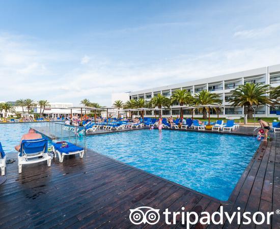 Pools at the Grand Palladium Palace Ibiza Resort & Spa