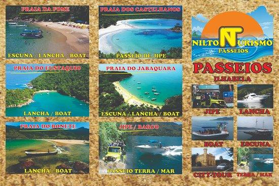 Nilton Turismo e Passeios