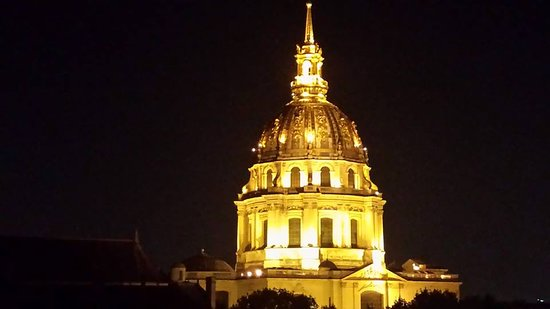 The dome of Les Invalides