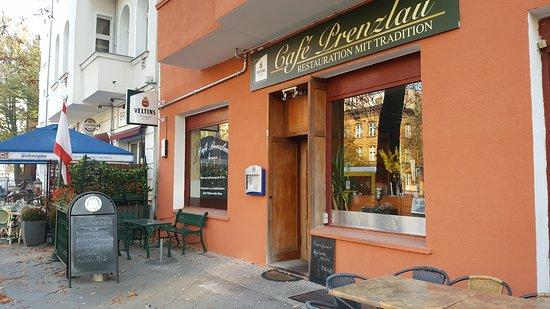Cafe Prenzlau Berlin Pankow Bezirk Restaurant Bewertungen