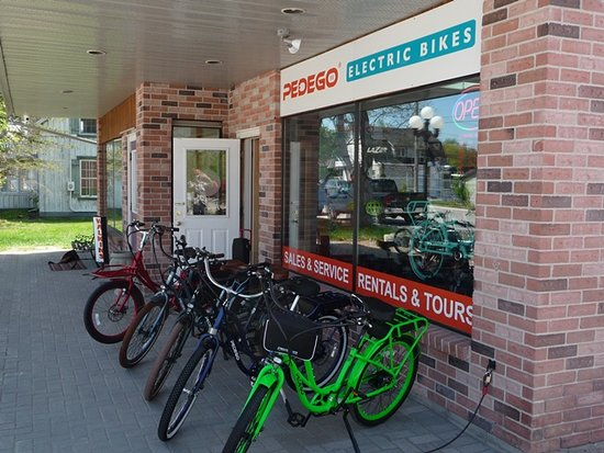 Pedego Electric Bikes Kawartha Lakes, Bobcaygeon