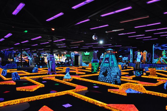 Monster Mini Golf of Columbia