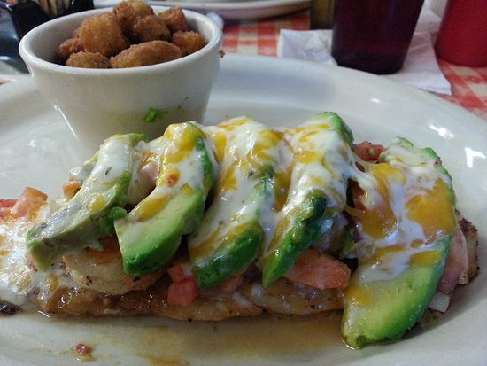 Mel's Country Cafe: Catfish Christopher