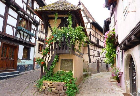 Eguisheim que Ver y Hacer (Turismo Alsacia Francia)
