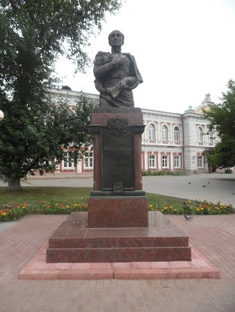 Monument to M.M. Speranskiy