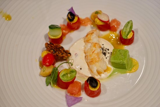 Restaurant Fred: another starter dish