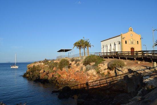 Isla Plana, Spagna: Ermita de Nuestra Senora del Carmen