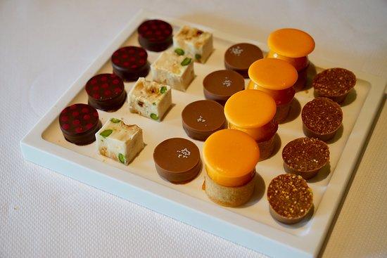 Restaurant Fred: Dessert