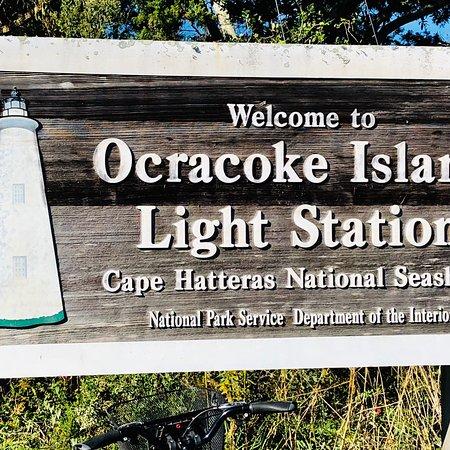 Ocracoke Lighthouse Görüntüsü