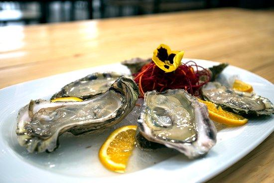 Mesonería Gourmet: Toda la frescura del mar, directamente a tu mesa.