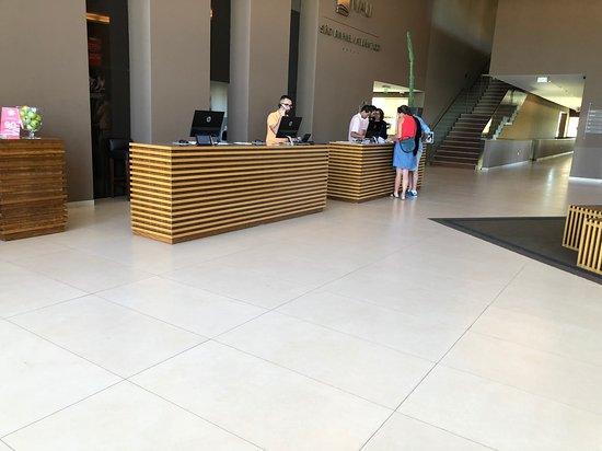 Nau Sao Rafael Atlantico: Lobby