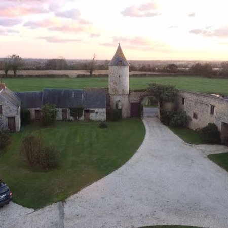 Landscape - Le Chateau Saint Pierre Photo