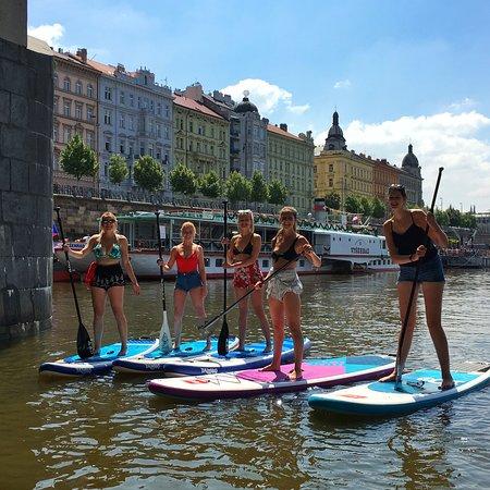 SUP PRAGUE