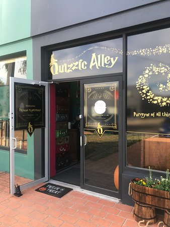 Quizzic Alley