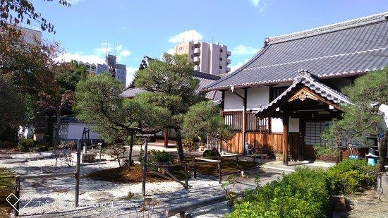 Nakitora Hoon-ji Temple