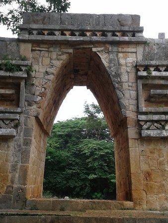 Zona Arqueológica de Labná