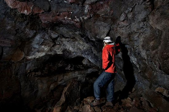 SuperSaver: Small Group Lava Caving...