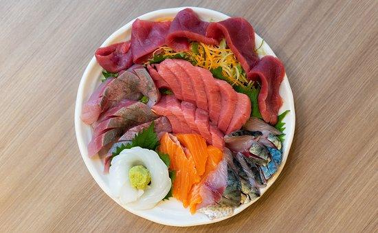 Sushi Mafia - Ambigrum Japan