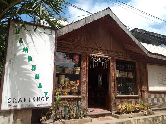 AVT Bambuhay Craftshop