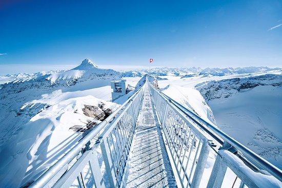 蒙特勒全日瑞士阿尔卑斯山冰川探险之旅