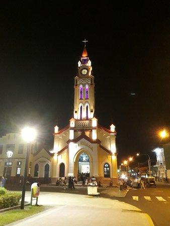 Foto Plaza de Armas de Iquitos