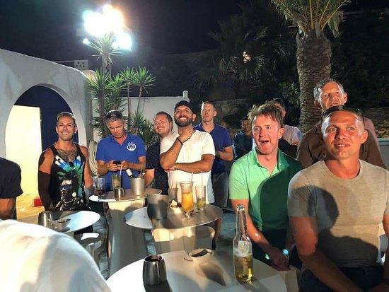 Sunset Party at Elysium Hotel Photo