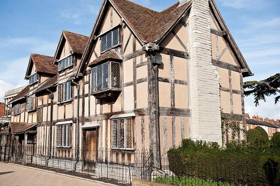 Shakespeare's Birthplace...