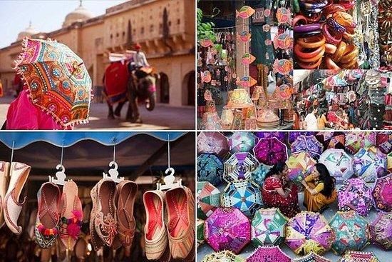 Tour de compras en Jaipur