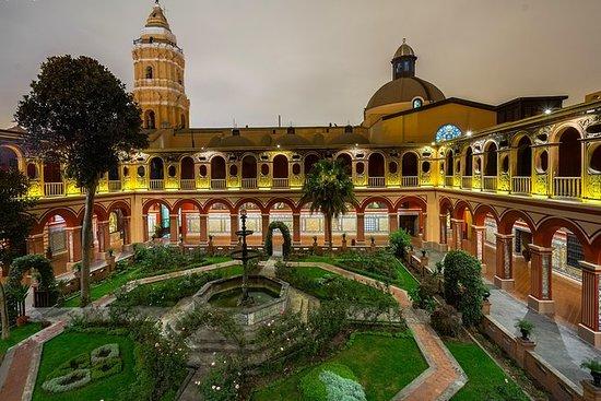 Entrada al Monasterio de Santo Domingo